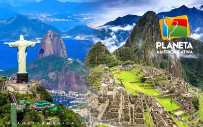 Machu Picchu e o Cristo Redentor, unidos por ORMEÑO