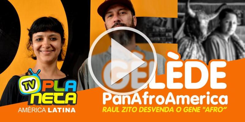O artista Raul Zito desvenda o gene