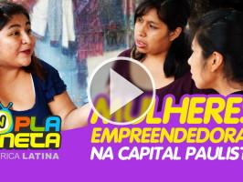 Curso Gratuito de Empreendedorismo para Mulheres Imigrantes em São Paulo