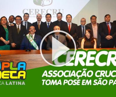 Associação Cruceña toma posse na Secretaria da Justiça e da Cidadania do Estado de São Paulo