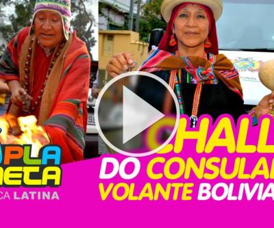 Inauguração do primeiro Consulado Volante Boliviano em São Paulo