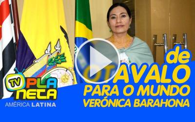 Um até logo de uma vencedora para outros vencedores, Verónica Barahona começa um novo ciclo