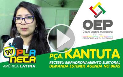 Registro Eleitoral Boliviano termina em 14 de julho de 2019 em SP