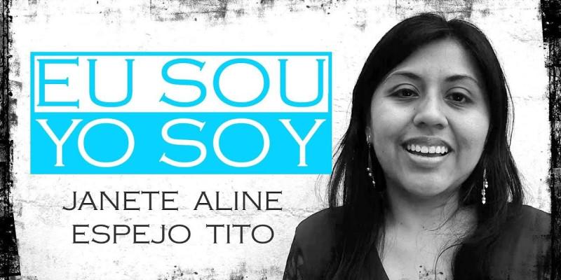EU SOU - Janete Aline Espejo Tito