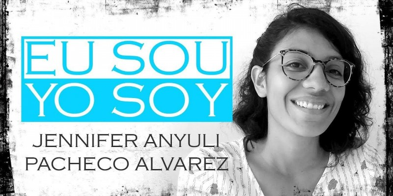 EU SOU - Jennifer Pacheco Alvarez