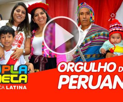 Imigrantes peruanos organizam tarde cultural em São Paulo