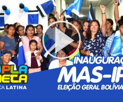Inaugurada a Direção Geral do MAS em São Paulo