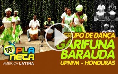 Garífuna Barauda, dança Afro-Caribenha de Honduras