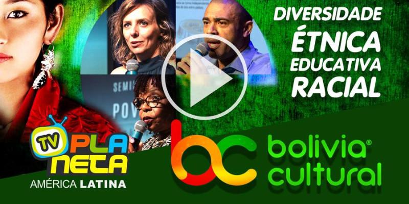 Bolívia Cultural recebe elogios de autoridades da Secretaria Municipal de Educação, em Seminário povos Imigrantes