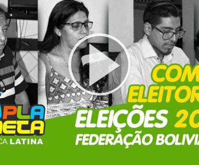 Convocatória para Eleições da Federação Boliviana 2019