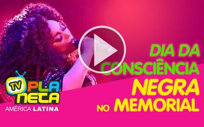 Paula Lima motiva a valorização da mulher em show no Dia da Consciência Negra