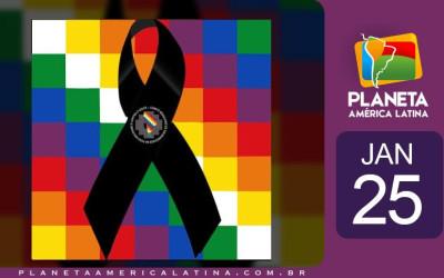 Missa em memória as vítimas de Senkata e Huayllani