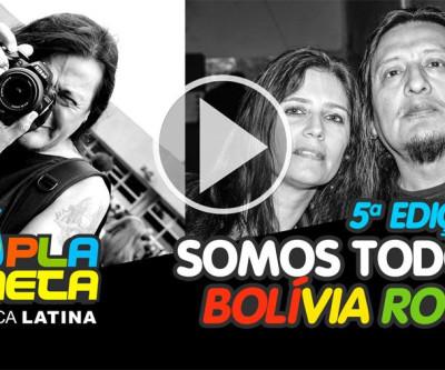 Quinta edição Somos Todos Bolívia Rock em São Paulo