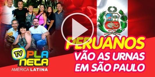 Festa da democracia peruana em São Paulo – Brasil