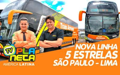 Trans Acreana inaugura nova linha internacional Brasil - Peru
