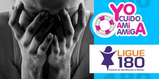 Violência contra a mulher: saiba como denunciar