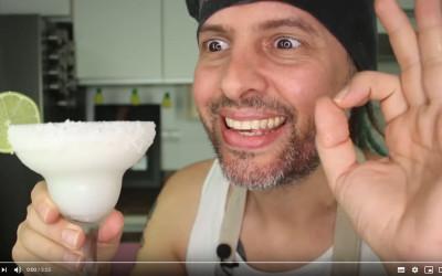 Limonada colombiana de coco