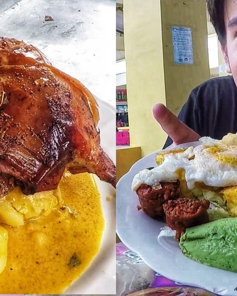 5 pratos que debes experimentar em Ambato no Equador