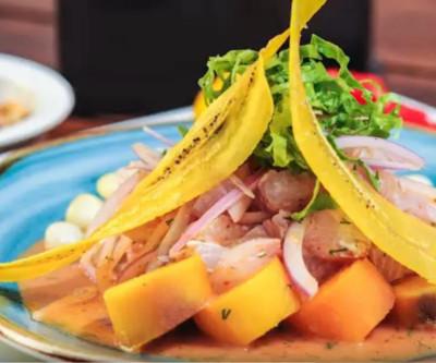 Peru o melhor destino culinário