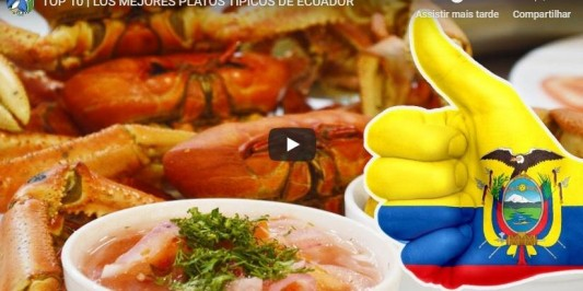 Top 10 de Comida Equatoriana