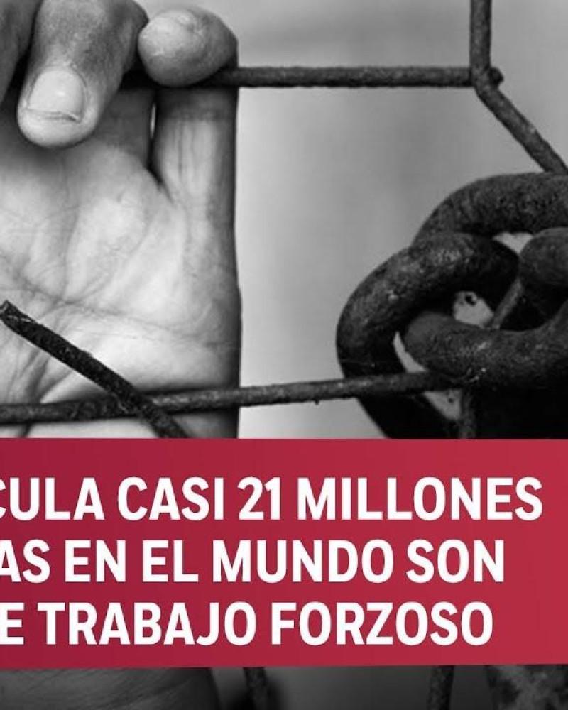Vitimas de tráfico de pessoas - Excélsior TV - México