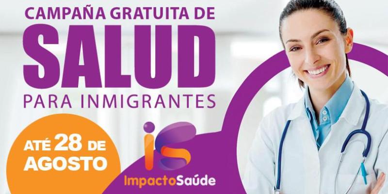 Campanha gratuita de saúde vai até o 28 de agosto