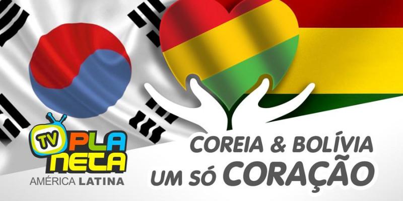 Coreia e Bolívia fortalecem parceria de solidariedade entre imigrantes em tempos de pandemia