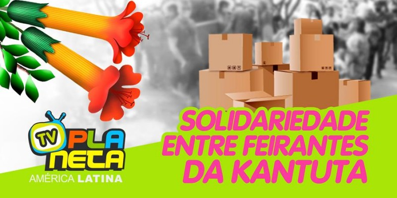 Solidariedade e saudades entre feirantes da Kantuta durante pandemia em SP