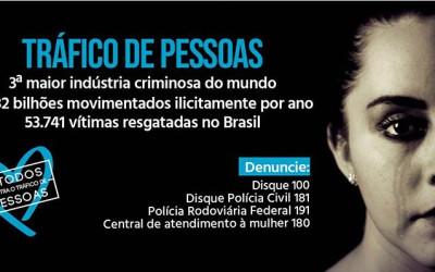 Websérie 20 questões para entender o tráfico de pessoas no Brasil