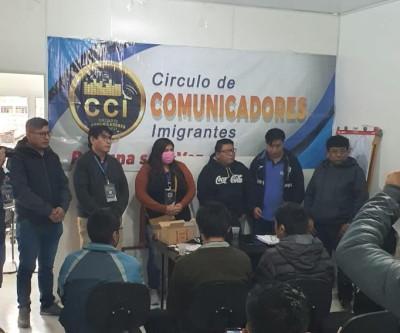 Eleita nova diretoria da Associação de Comunicadores Imigrantes em São Paulo