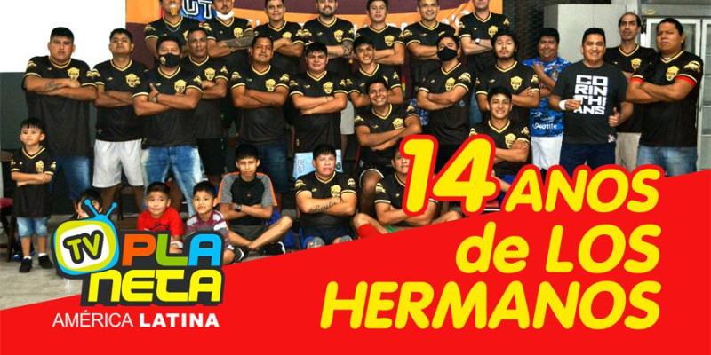14 anos de união desportiva de famílias de imigrantes latinas em São Paulo