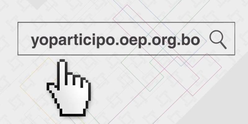 Você esta habilitado para votar nas eleições gerais Bolívia 2020