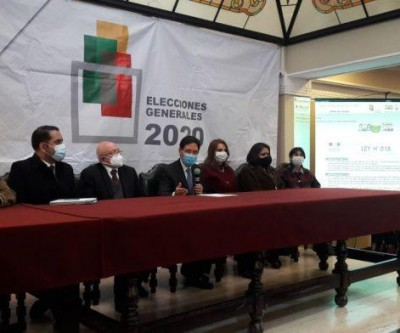 Foram sorteados 8.658 juris eleitorais no exterior para as eleições gerais Bolívia 2020