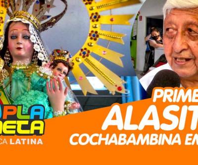 Primeira celebração da ALASITA da Integração em São Paulo