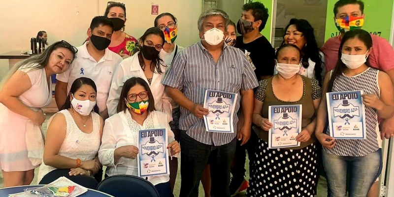 Campanha NOVEMBRO AZUL traz números preocupantes entre imigrantes em SP