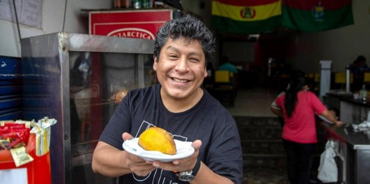 Matéria ilustra visão crítica de imigrante boliviano com a cidade de São Paulo.