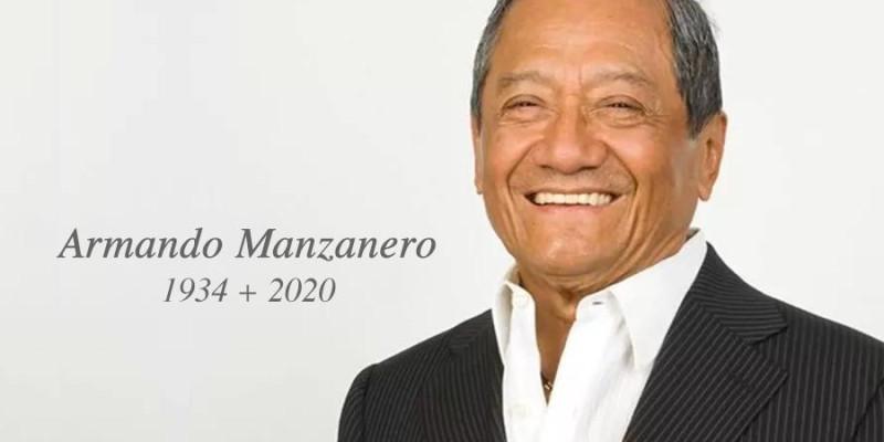 Morre de covid-19 Armando Manzanero, o maestro mexicano da música romântica