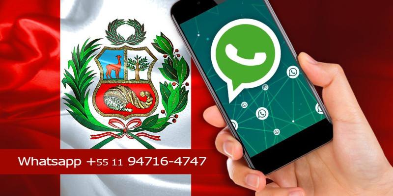 Consulado peruano em SP divulga número de WhatsApp exclusivo para atenção emergencial