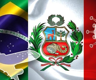 Suspendido o ingresso de cidadãos estrangeiros não residentes no Peru