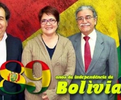Coletiva de Imprensa 189 Independência da Bolívia