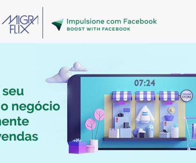 Migraflix e Facebook lançam formação gratuita de empreendedorismo para imigrantes internos e externos no Brasil