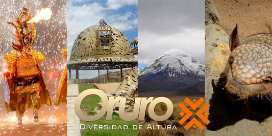 Orureños são destaque pelo mundo afora