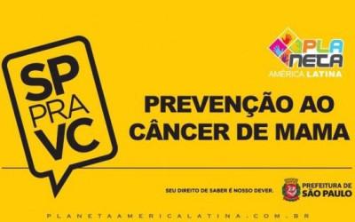 12 Unidades - UBS - de prevenção ao câncer de mama em São Paulo