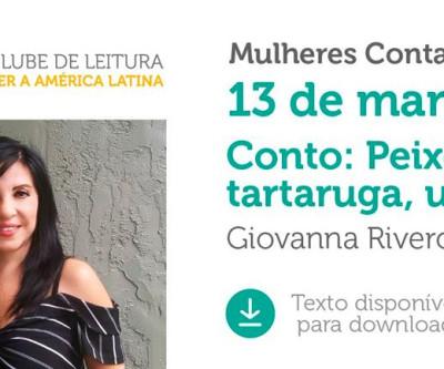 Memorial da América Latina retoma clube de leitura com o tema - MULHERES CONTAM