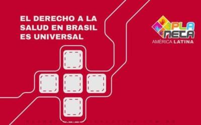 En Brasil el sistema de salud es universal