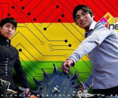 Jovens bolivianos vencem campeonato mundial de robótica