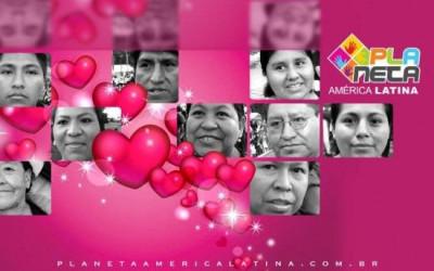 Mensagens para as mães bolivianas desde a Feira Kantuta em Brasil