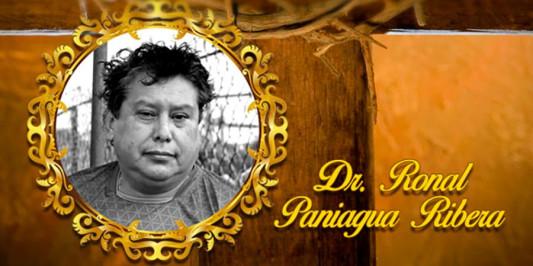 Missa ONLINE de 7º día de quem em vida foi Dr. Ronald Roger Paniagua Ribera