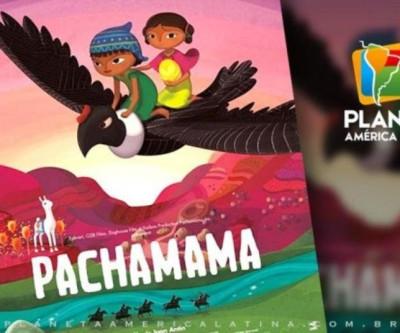 PACHAMAMA filme andino conta a história dos incas