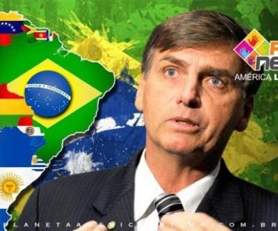 Presidentes Sul-americanos parabenizam à eleição de Bolsonaro